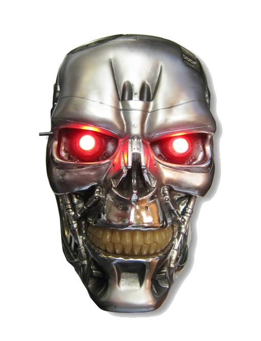 Terminator Skull Head Png Image Terminator Skull Head Png Images