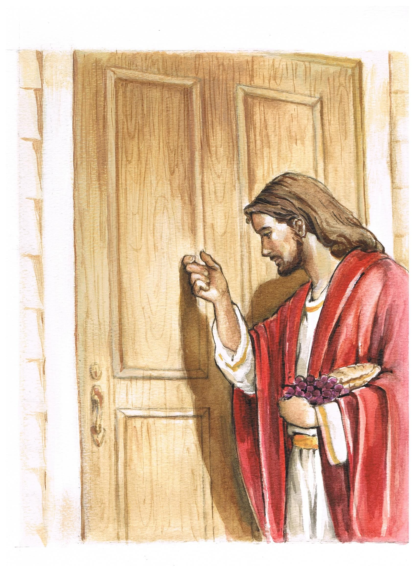 Jesus knocking at the door misc pinterest jesus knocking at the door altavistaventures Gallery