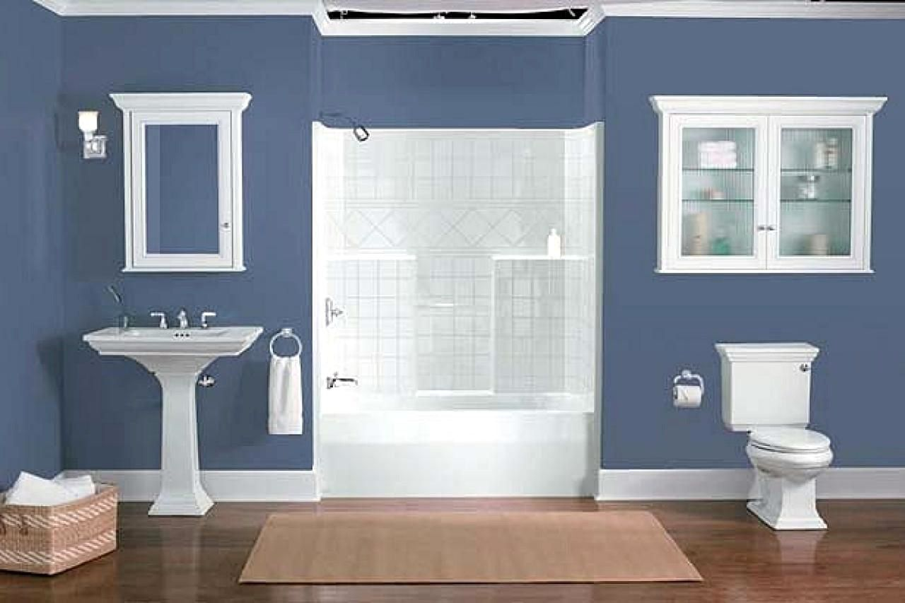 colors for small bathroom without windows in 2020 on best paint colors for bathroom with no windows id=49053