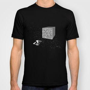 ed5b6d52b4b9 Borg Cube t-shirt delivers