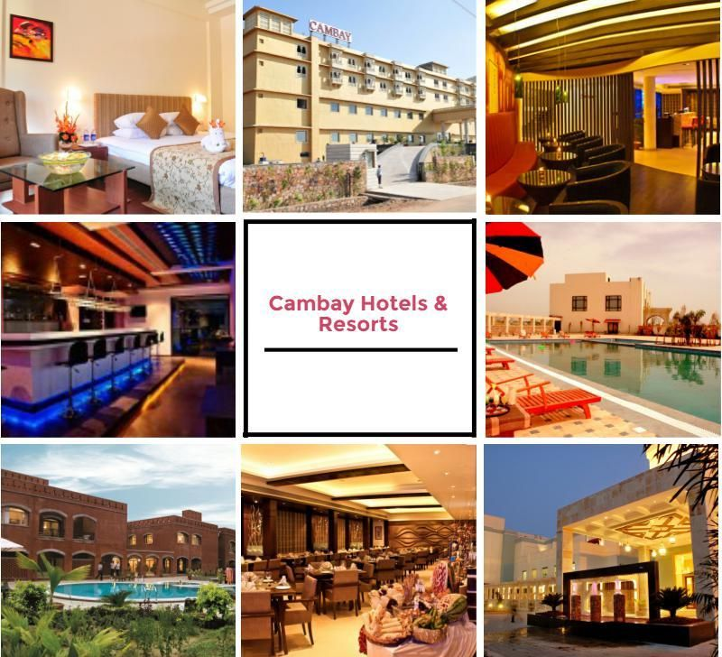 Cambay Group Of Hotels And Resorts In India Is Exceptionally Eminent Name In The Field Of Hospitality Having Spotlig Hotels And Resorts Hotel Luxury Hotel
