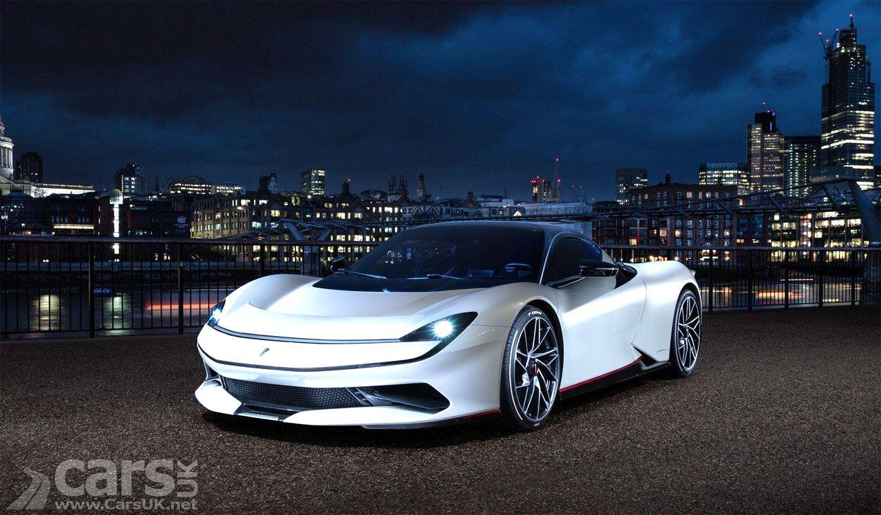 Pininfarina Battista Big Sales Pitch It S Free To Drive In London S Ulez Super Cars Car In The World Electric Cars
