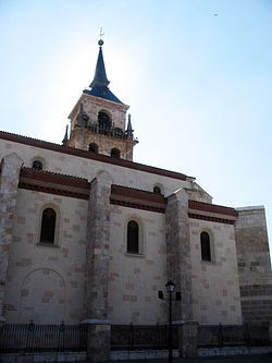 Alcalá de Henares-Catedral de los Santos Niños.