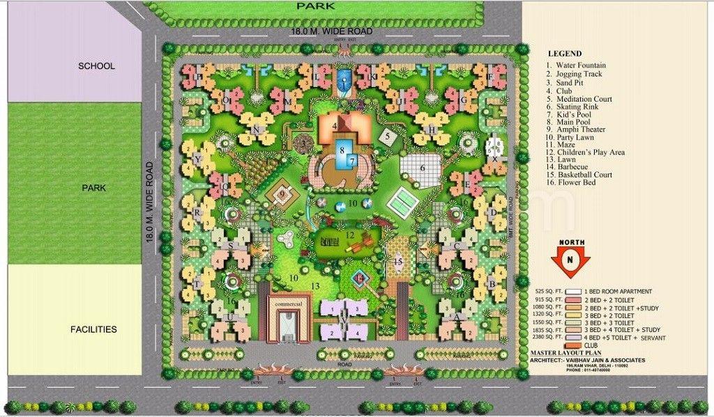 Nimbus Hyde Park Sector 78 Noida Noida Park Kid Pool