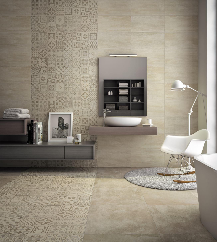 Serie New Concrete Pavimento E Rivestimento Armonie