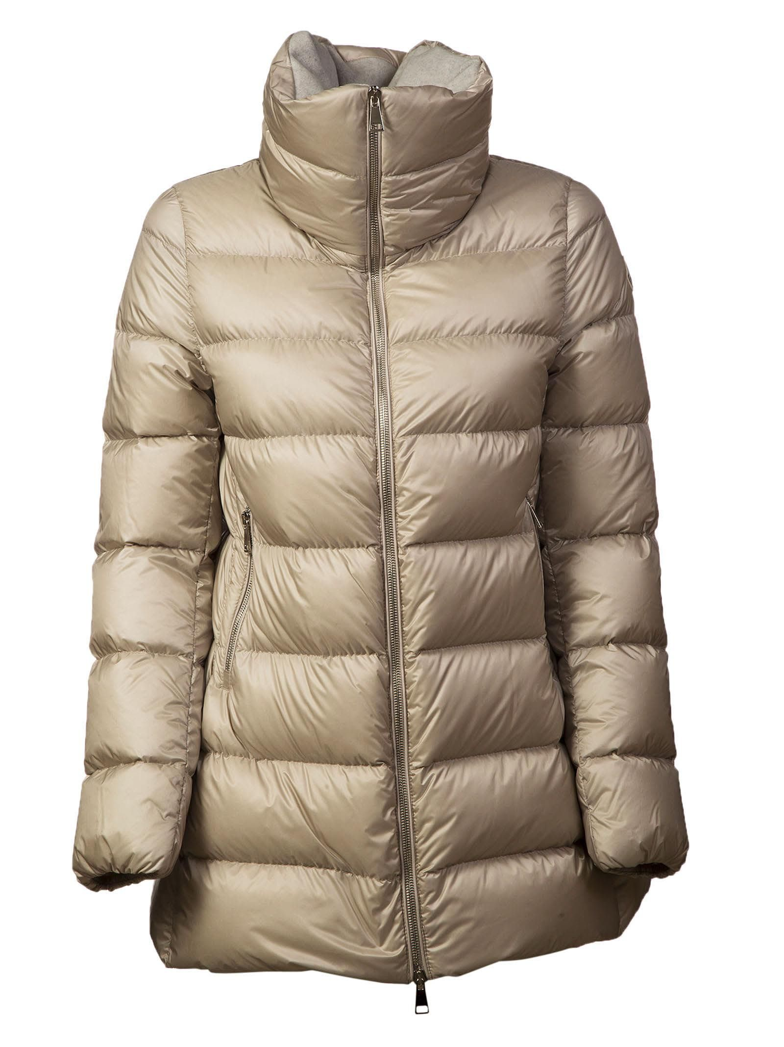 MONCLER TORCYN PADDED COAT. #moncler #cloth #