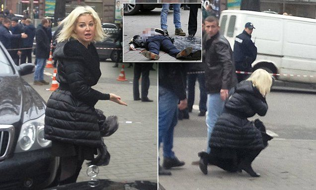 RUSSIA 🇷🇺 Russian MP who fled Moscow is shot dead in Kiev | Daily Mail Online