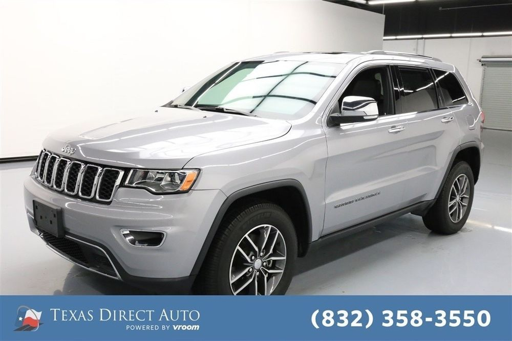 Ebay 2018 Jeep Grand Cherokee Limited Texas Direct Auto 2018