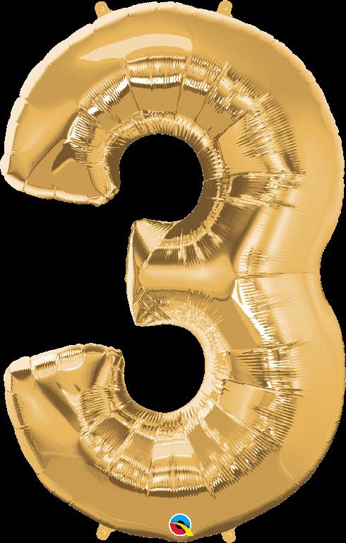 Balloon Alphabet Png Download Numeric Ballon Png Download Free Gold Foil Balloons Balloons Gold Number Balloons