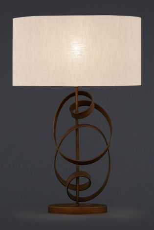 Artisan sculptured metal table lamp sisustus pinterest metal buy artisan sculptured metal table lamp from the next uk online shop mozeypictures Gallery