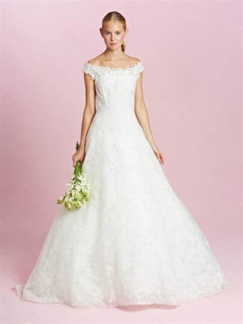 Bridal Market Recap: Oscar de la Renta