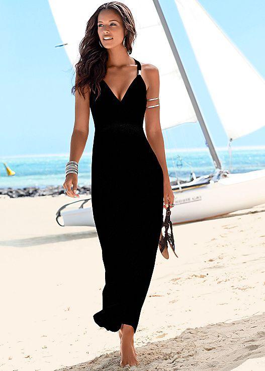 Get swept away in a maxi dress with stunning shoulder details. Venus strap detail maxi dress.
