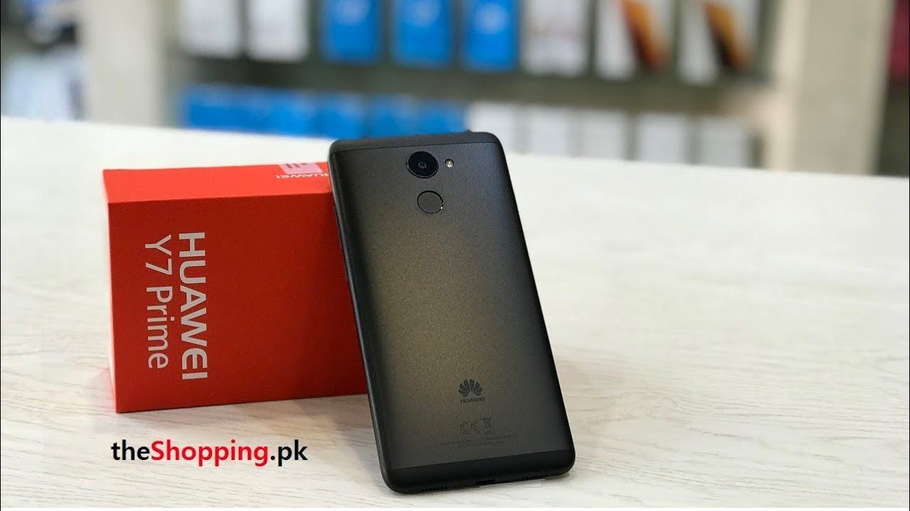 HUAWEI Y7 PRIME BEST FEATURES | BLACK COLOR | L21A | HUAWEI