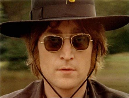 john lennon with hat - Google zoeken