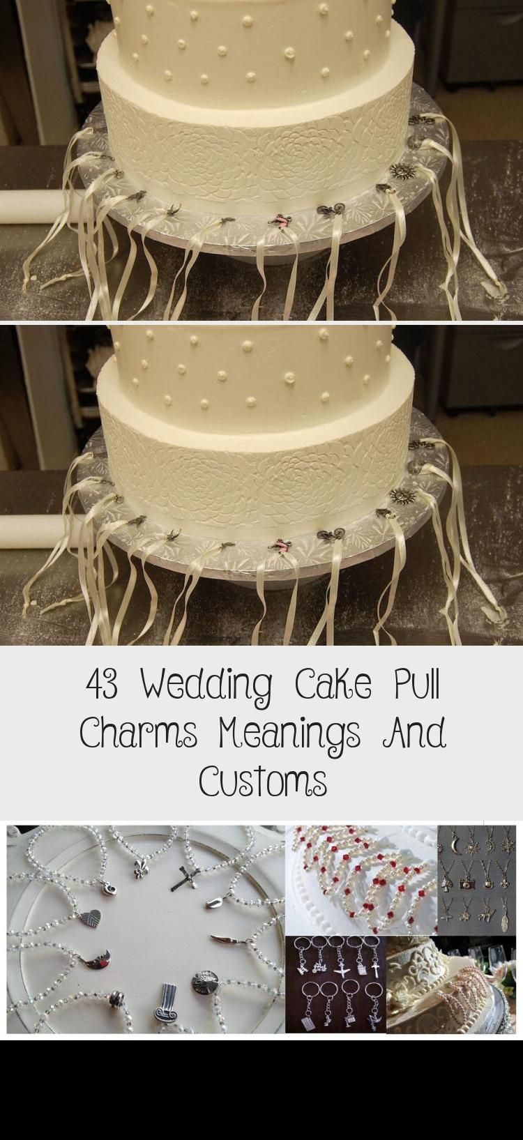 43 Wedding Cake Pull Charms Meanings And Customs Curious And Cozy Chocolateweddingcakesflavors In 2020 Wedding Cake Pull Charms Cake Pull Charms Wedding Cake Pulls