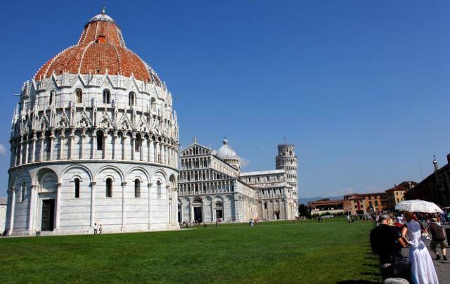Baptistry of St John in Pisa | Pisa, Pisa italy, Cheap ...