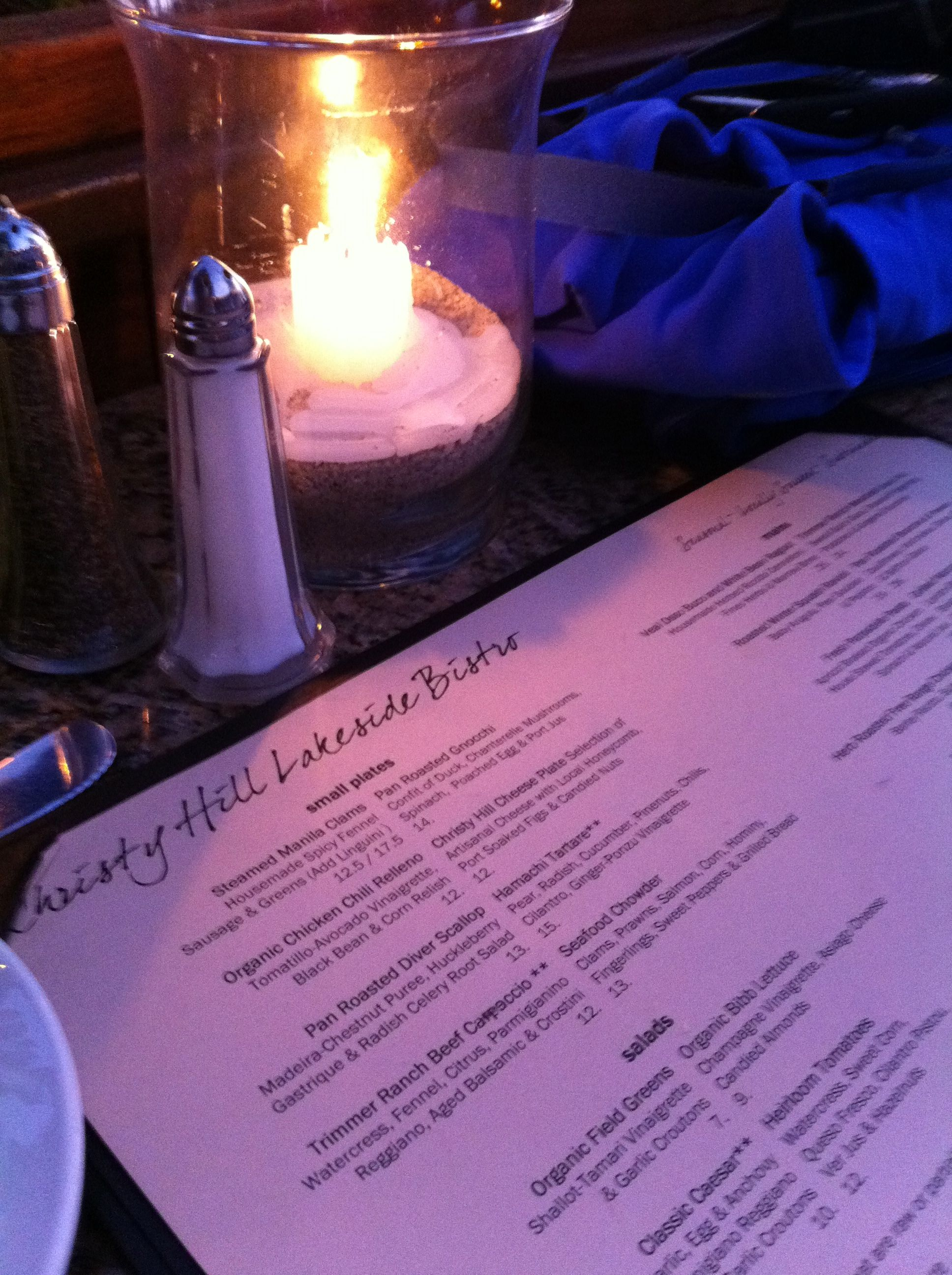 Christy Hill Lakeside Bistro - Tahoe City, California