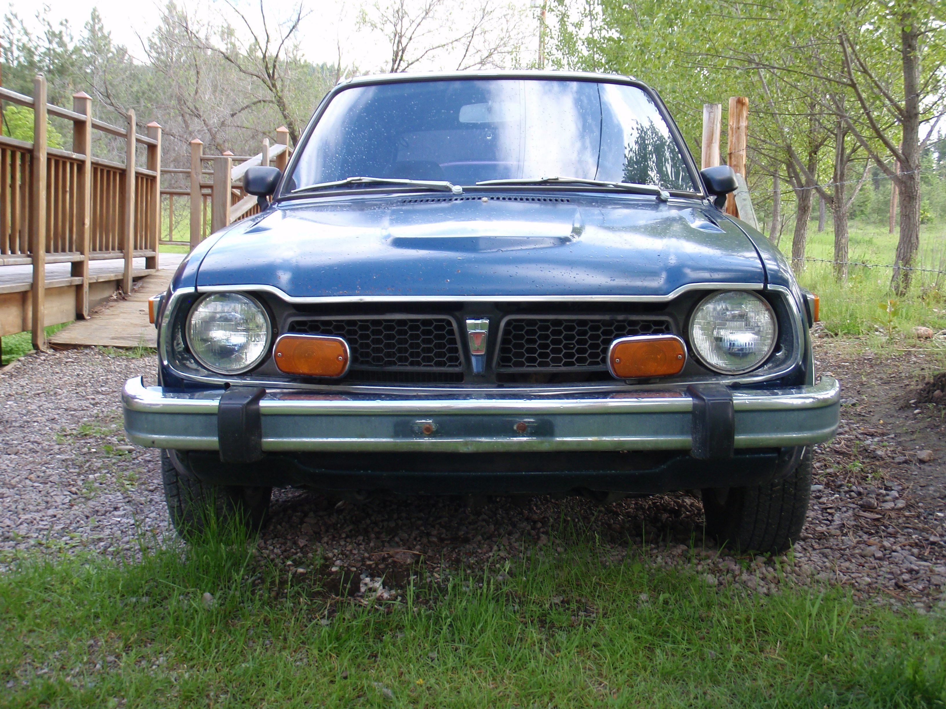 1976 Honda Civic 1200 | シビック, ホンダ