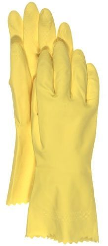 Glove Latex Lined Md