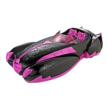 MONSTER HIGH® SWEET 1600™ DRACULAURA® Roadster - Shop.Mattel.com