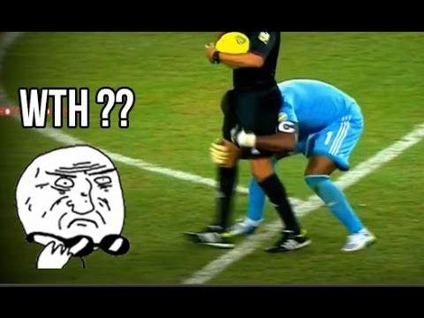 Funny Football Moments 2015 Fails Bloopers Fussball