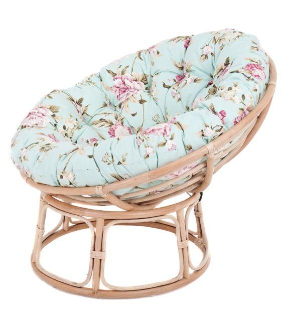 Papasan Cushion In Duck Egg Blue Papasan Chair Papasan
