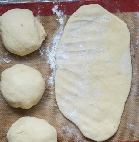 Photo of Milk bread made from incredible yeast dough