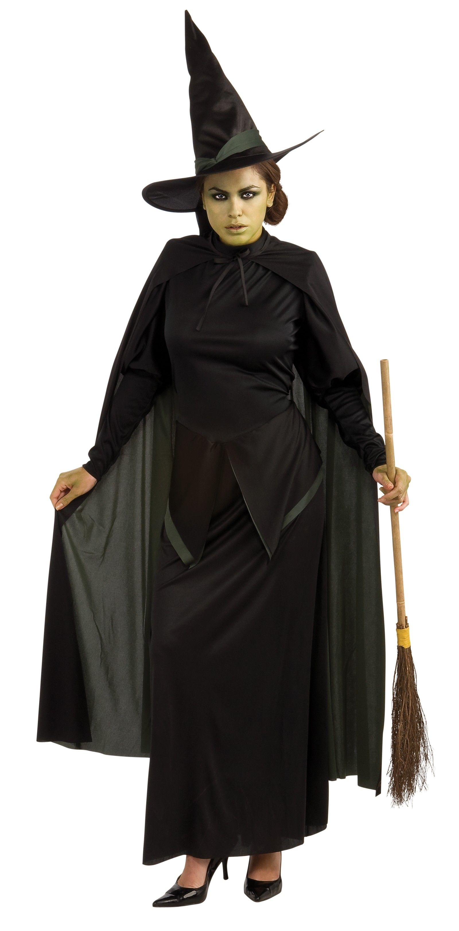The Wizard of Oz Wicked Witch Adult Book Week Costume | Costumes ...