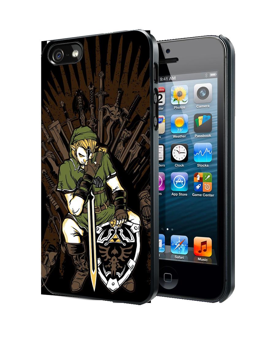 Zelda Game of Thrones iphone case