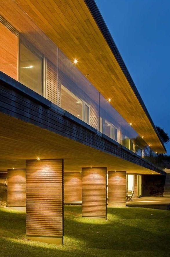 Kaipara Bridges House by Simon Twose | Modern Architecture ...