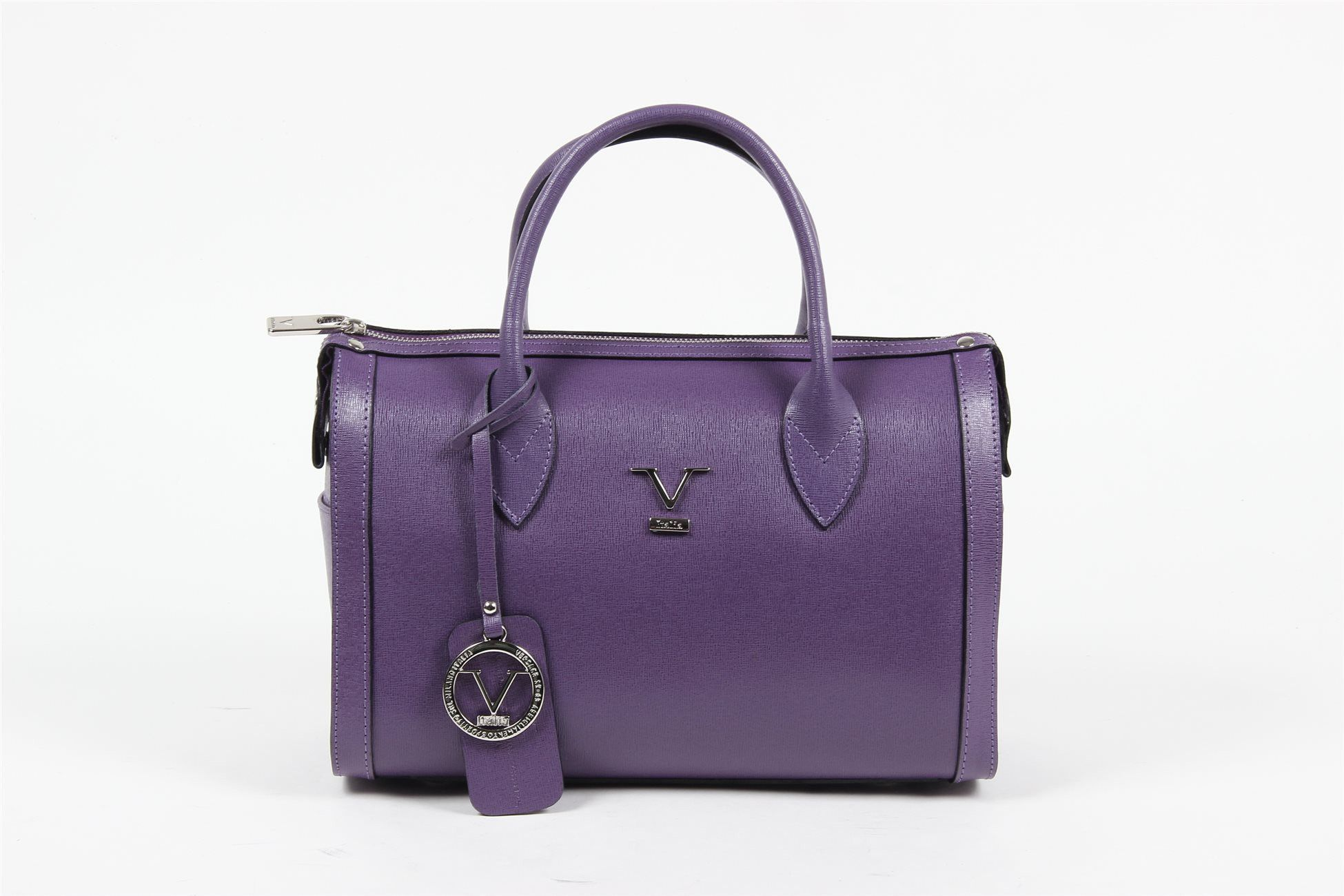 90922c45dee1 Versace 19.69 Abbigliamento Sportivo Srl Milano Italia Womens Handbag V014  S PURPLE