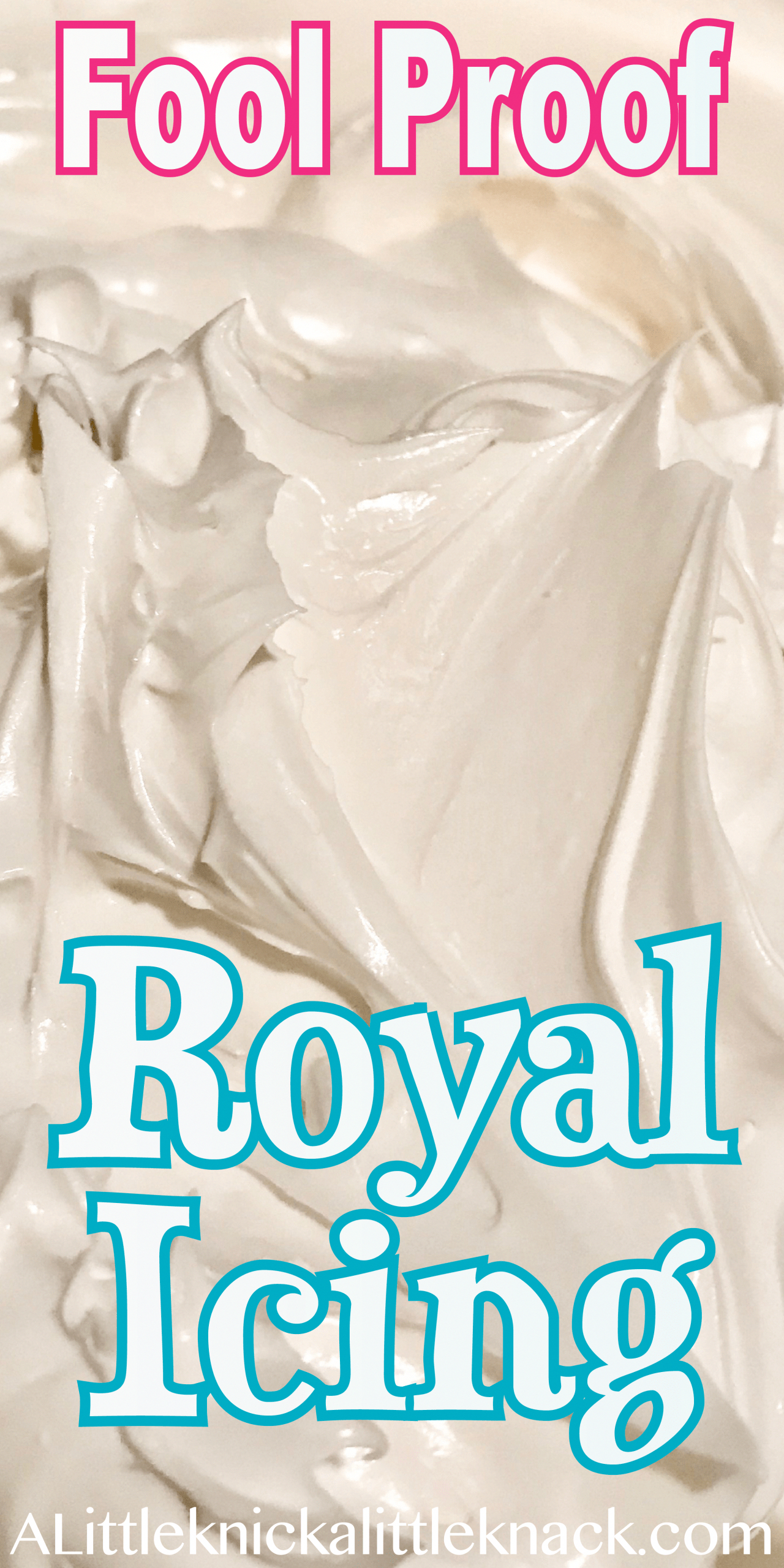 The key to a DELICIOUS sugar cookie is all in the royal icing. This fool proof royal icing recipe is super easy and tasty! The key to a DELICIOUS sugar cookie is all in the royal icing. This fool proof royal icing recipe is super easy and tasty!