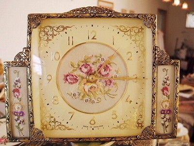 pettit point clock