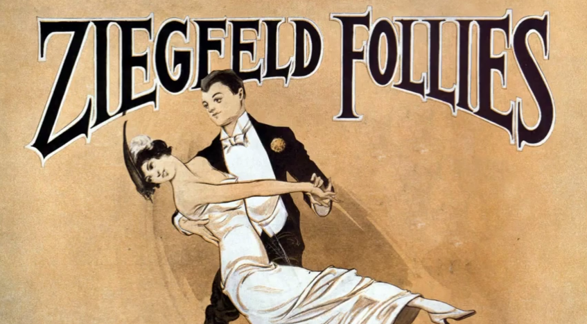 Ziegfeld Follies   Ziegfeld follies, Performance art, Fred