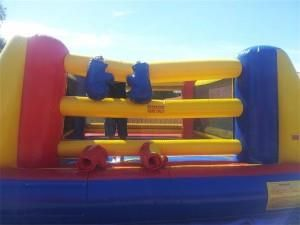 Box N Bounce From Castle Capers Jumping Castle Hire check out all the details at http://www.castlecapers.com.au