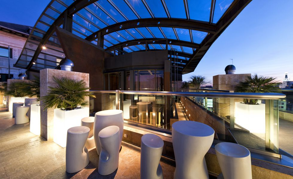 Las 25 Mejores Terrazas De Madrid Terrazas Terrazas