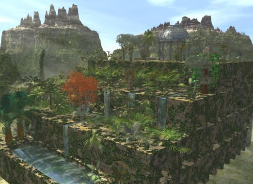 f48e62a0104a3837e18f336824bdf78d - Seven Wonders Of The Ancient World Hanging Gardens