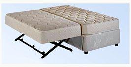Pop Up Trundle Bed Hidding Bed