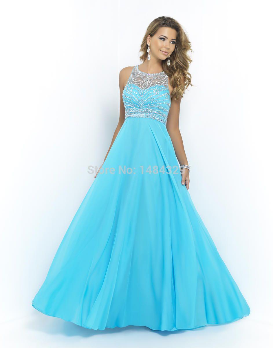 cc623dd1a vestidos de noche para jovenes elegantes largos 2015 - Buscar con Google