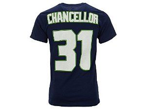 Amazon.com   Kam Chancellor Seattle Seahawks Majestic Eligible Receiver Name  And Number T- bceb519d9