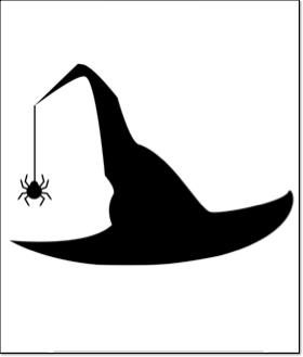 Image Result For Witch Hat Pumpkin Silhouette