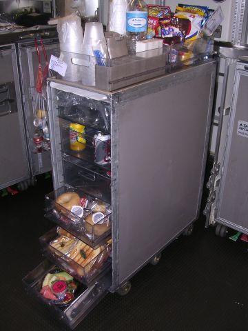 airline food cart google search airline food pinterest. Black Bedroom Furniture Sets. Home Design Ideas