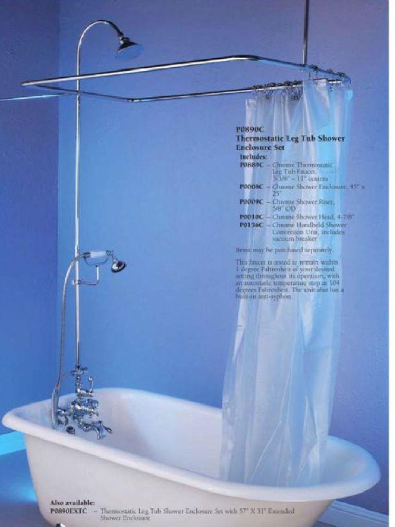 Clawfoot tub hardware | house decor!! | Pinterest | Tubs, Hardware ...