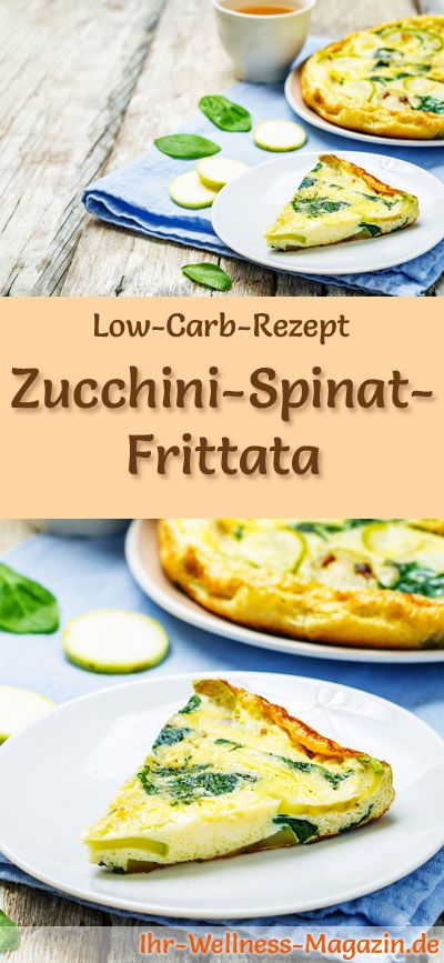 low carb zucchini spinat frittata fr hst ck low carb low carb frittata und food. Black Bedroom Furniture Sets. Home Design Ideas