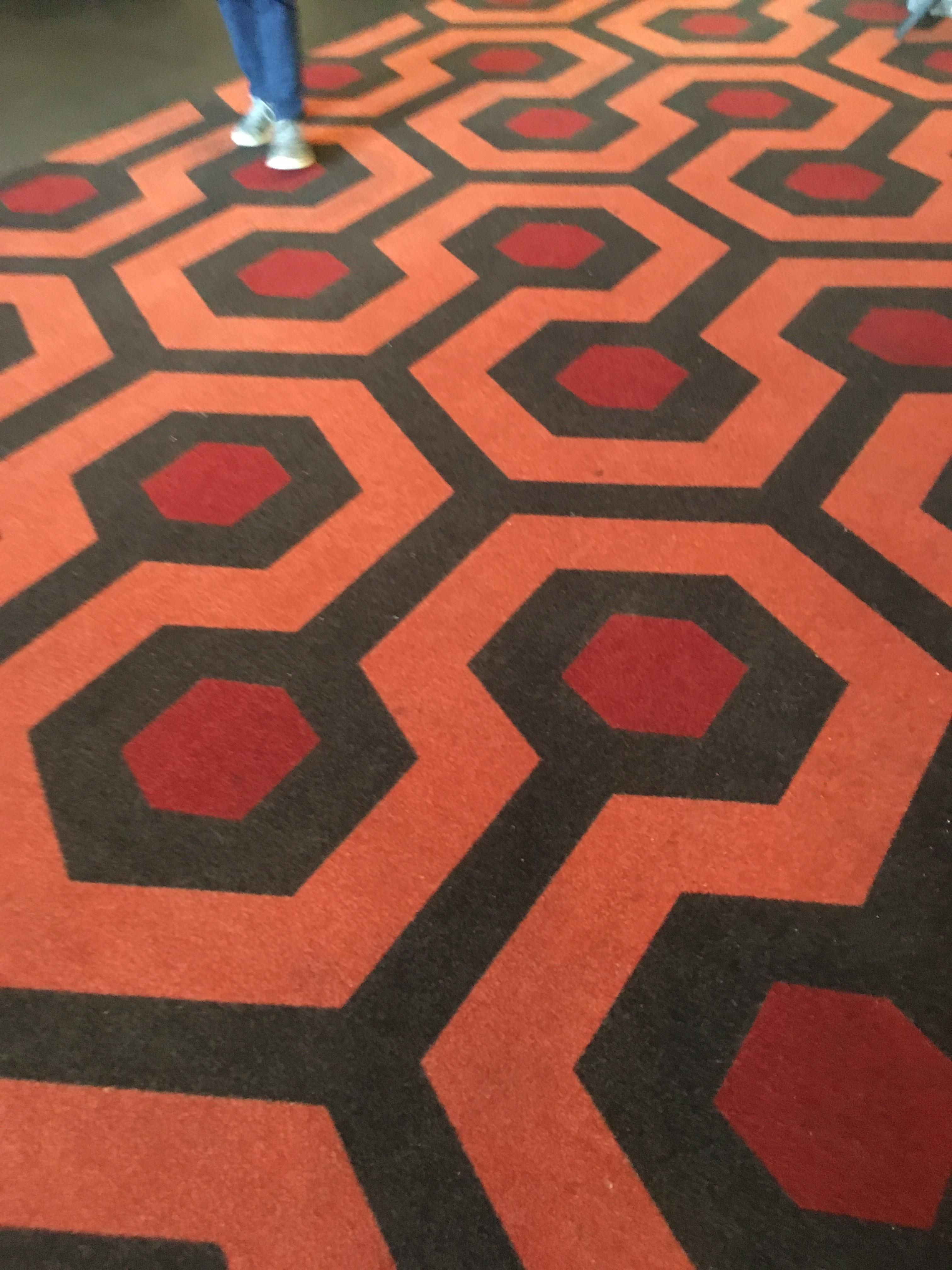 Nice carpet stanleykubrick slutsandguts local movies