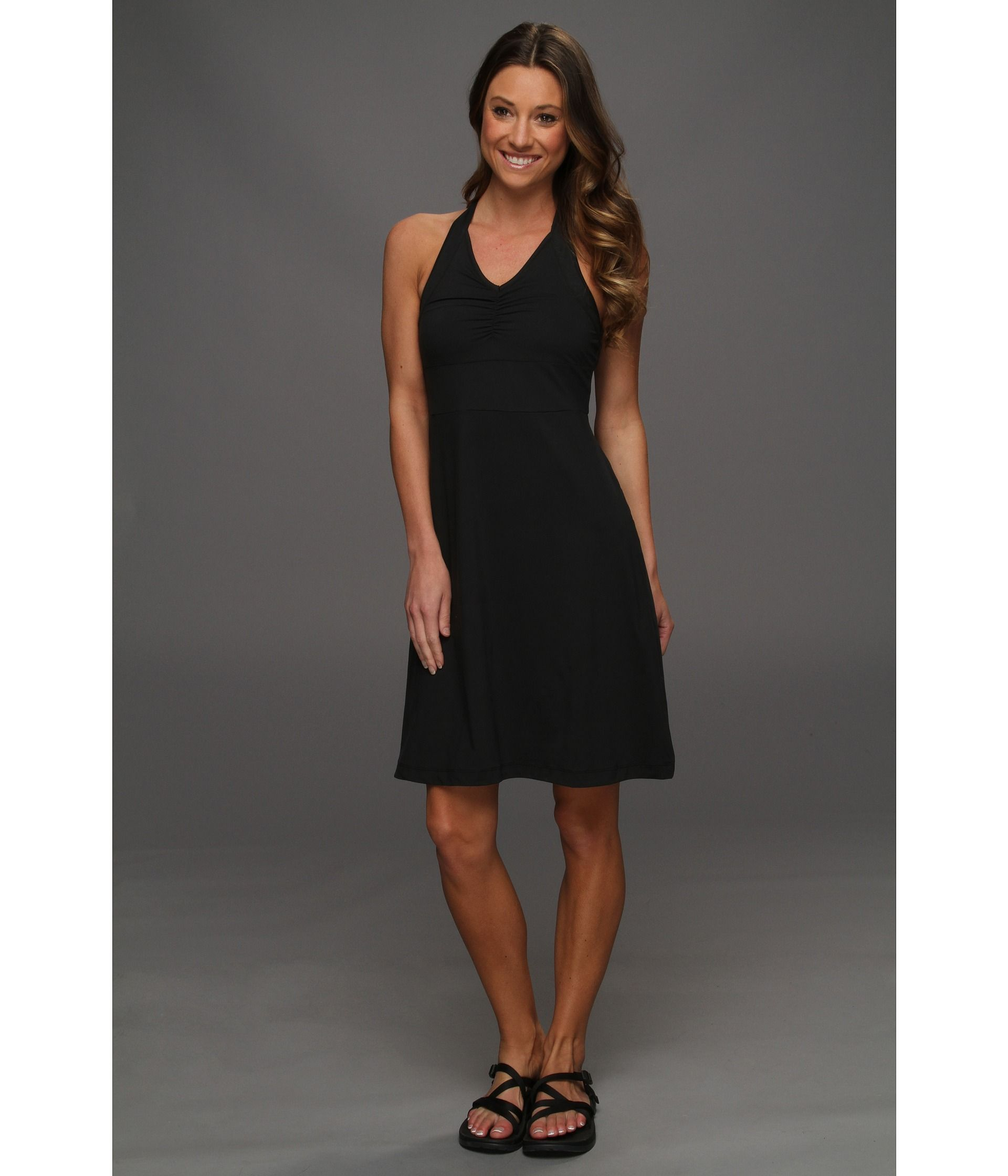 Merrell Ellsworth Dress Black - 6pm.com