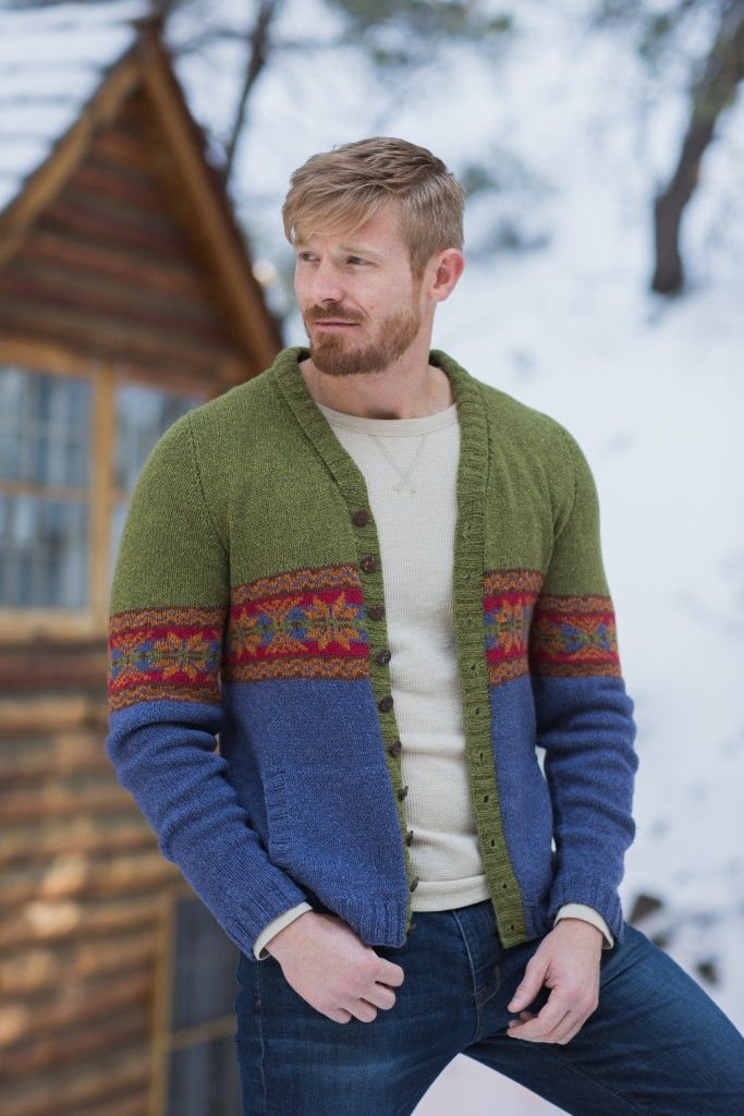 Heritage Cardigan | Knit cardigan pattern, Patterns and Fair isles