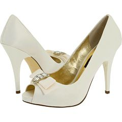 More Shoes For Less Diy Details Accessorize Shoes Shoes For Less Bridal Shoes