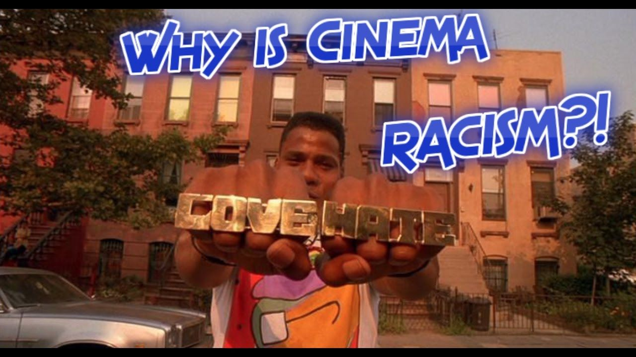 why is cinema movies and racism uh oh from cameron carpenter s why is cinema movies and racism uh oh from cameron carpenter s video essay parody channel r movies