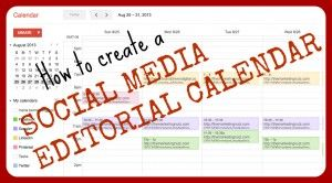 best social media planning calendar i ve found marketing